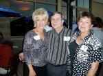 Debbie(Olds)Callahan,Rick Bernhardt and Shirley(Strohl)Erickson